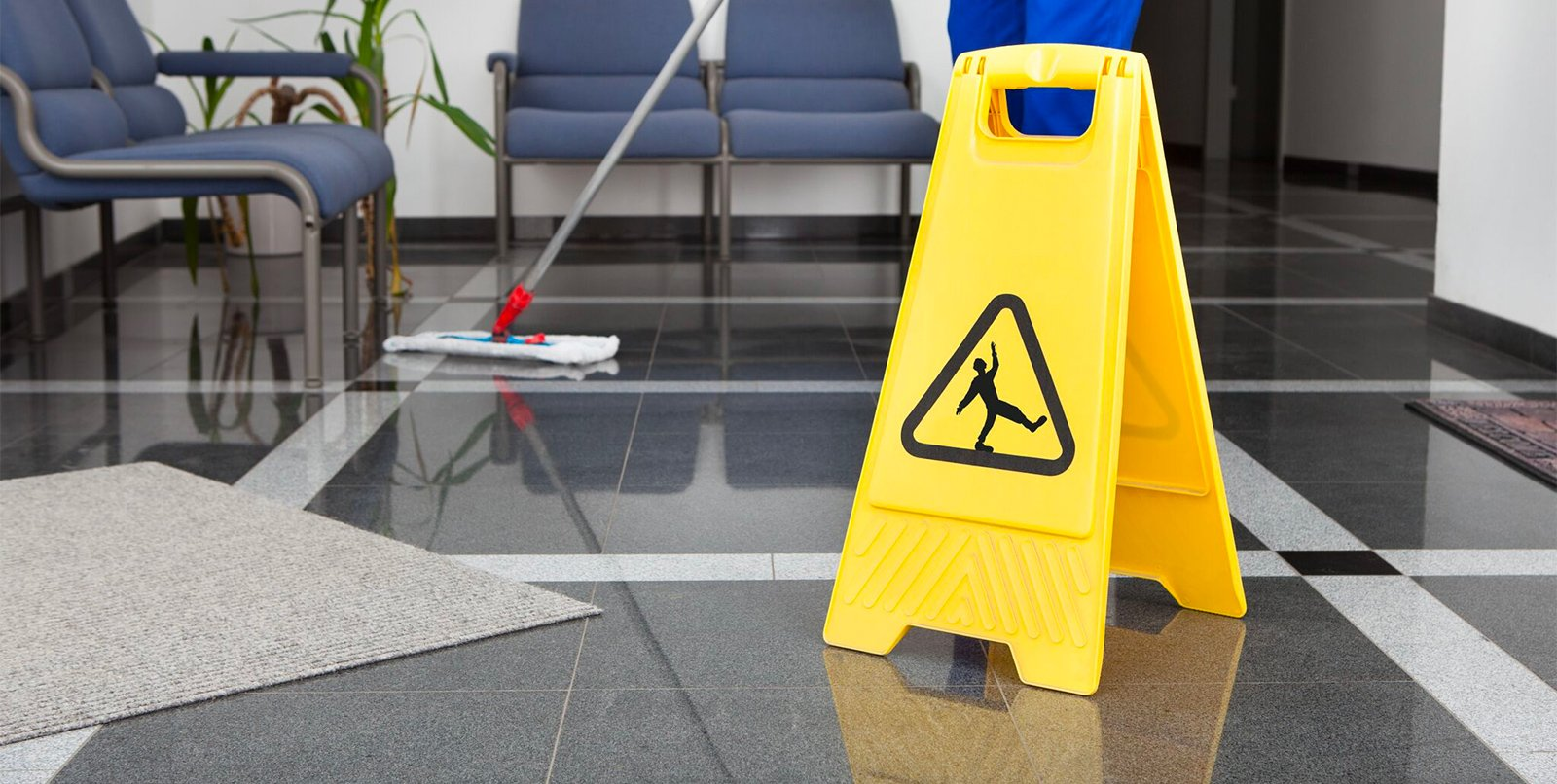 Janitorial day porter services Los Angeles